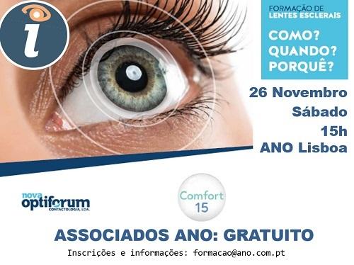 577ee8571 ... de Formação da Associação Nacional dos Ópticos (ANO), em Lisboa, a  acção de formação na área da contactologia.